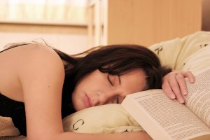 Sleep-with-book