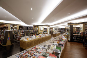 The 5,000-square-foot expansion at the current Ngee Ann City store merges seamlessly with the existing space, allowing it to house more books while providing a more comfortable shopping experience (Credit: Tay Kay Chin)