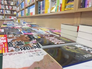 Kinokuniya's store in Japantown, San Francisco actively organises local events, and also maintains a sizeable selection of Japanese books (Credit: Teng Kahwee)